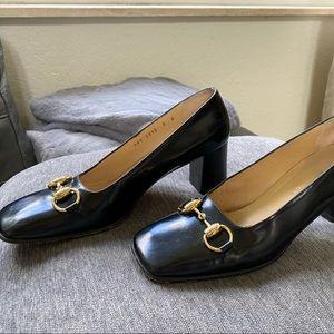 Authentic Vintage Gucci Heels